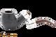 Peterson Newgrange Spigot 68 Tobacco Pipe Apart
