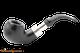 Peterson Ebony Spigot 03 Tobacco Pipe Fishtail