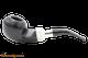 Peterson Ebony Spigot 80S Tobacco Pipe Fishtail