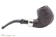 Peterson Standard Rustic B42 Tobacco Pipe PLIP Right Side