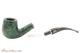 Savinelli Alligator 606 KS Green Tobacco Pipe Apart