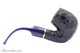 Savinelli Alligator 614 Blue Tobacco Pipe Right Side