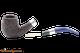 Savinelli Eleganza 606 KS Rustic Dark Brown Tobacco Pipe Apart