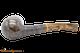 Savinelli Tigre 670 KS Smooth Dark Brown Tobacco Pipe Bottom