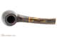 Savinelli Tigre 645 KS Smooth Dark Brown Tobacco Pipe Top