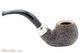 Peterson Arklow Sandblast XL02 Tobacco Pipe Fishtail Right Side