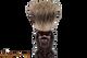 Parker THPB Tortoise Handle Pure Badger Shave Brush