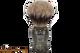 Parker LGPB Oversized Pure Badger Shave Brush