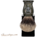 Parker LGPB Oversized Pure Badger Shave Brush & Stand