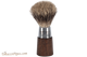 Parker WNPB Beechwood Pure Badger Shave Brush
