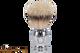 Parker CHST Chrome Silvertip Badger Shave Brush