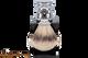 Parker CHST Chrome Silvertip Badger Shave Brush & Stand