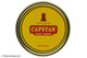 Capstan Gold Navy Cut Ready Rubbed Pipe Tobacco Tin Front