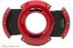 Xikar XO 403 Cigar Cutter - Red and Black Open