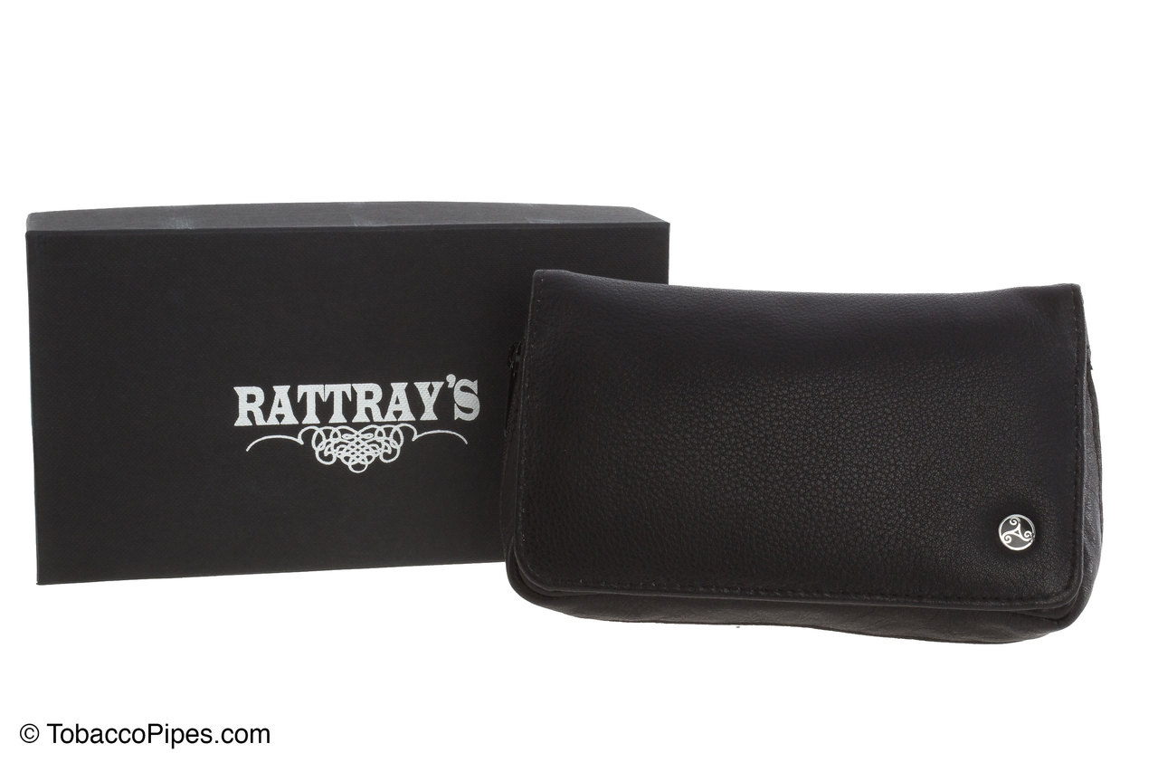 Rattray/'s 2 Pipe Combo Pouch Natural