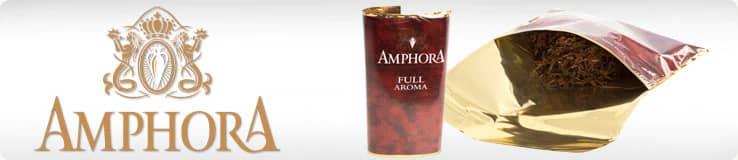 Amphora Pipe Tobacco Banner
