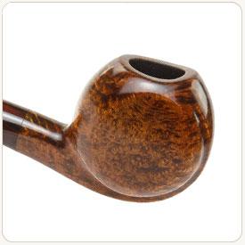Blowfish tobacco pipe shape
