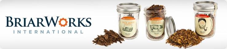BriarWorks Pipe Tobacco Jars