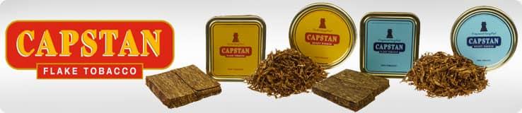 Capstan Pipe Tobacco