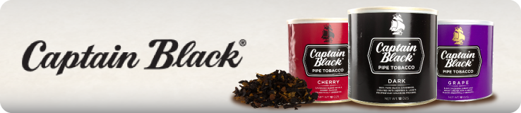 Captain Black Pipe Tobacco