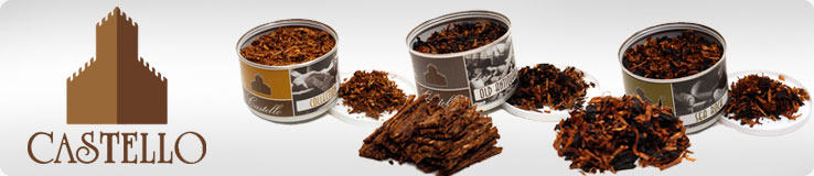 Castello Pipe Tobacco