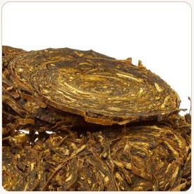 Coin pipe tobacco