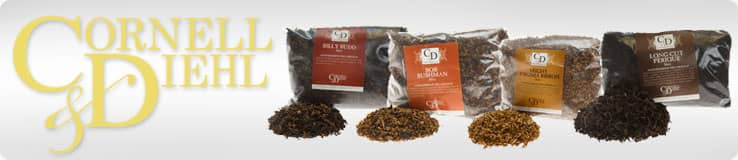 Cornell and Diehl Pipe Tobacco Bulk