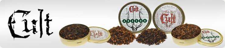 Cult Pipe Tobacco Blends