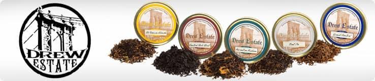 Drew Estate Pipe Tobacco Banner