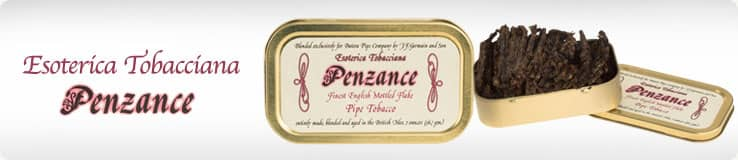 Esoterica Pipe Tobacco Banner