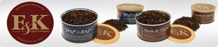 F & K Pipe Tobacco