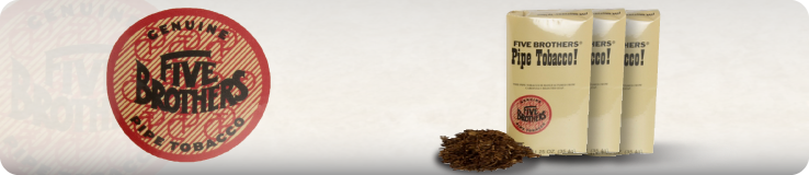 Five Brothers Pipe Tobacco