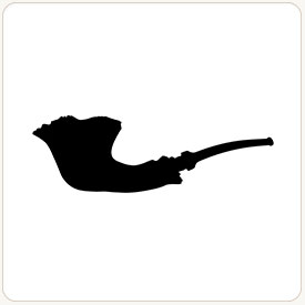 Freehand Tobacco Pipe