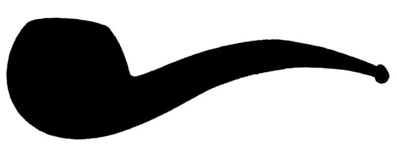 Hawkbill Shape Silhouette