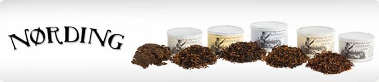 Nording Pipe Tobacco Tins
