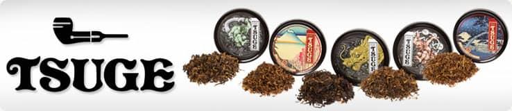 Tsuge Pipe Tobacco Banner