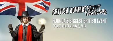 Bonfire Night Kissimmee 8th November 2014