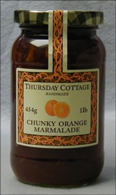 Thursday Cottage Marmalade Chunky Orange 454g jar