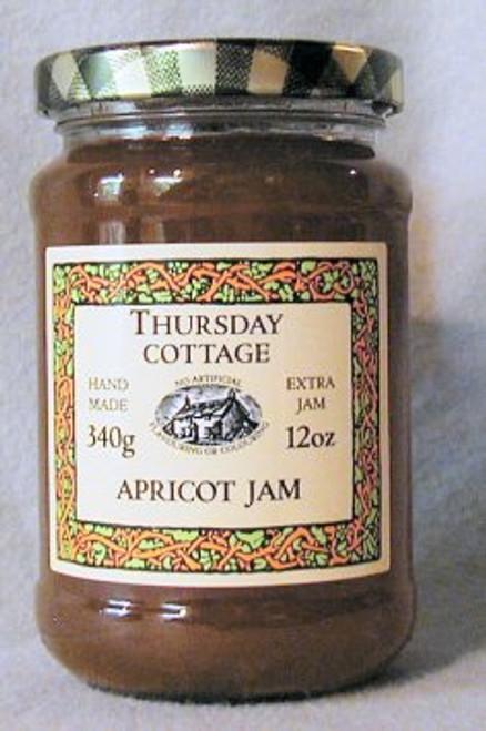 Thursday Cottage Preserves Jams Apricot 340g jar