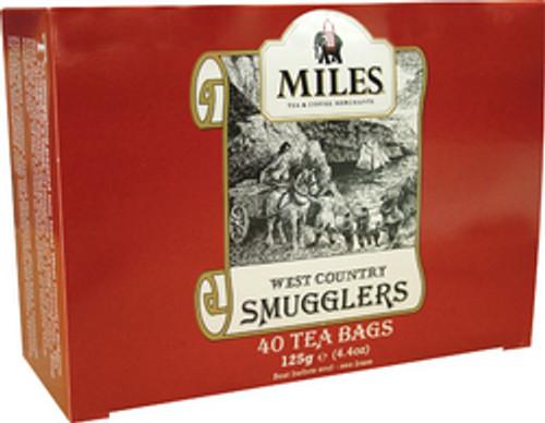 dj smugglers blend tea