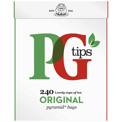 PG Tips 240 tea bags