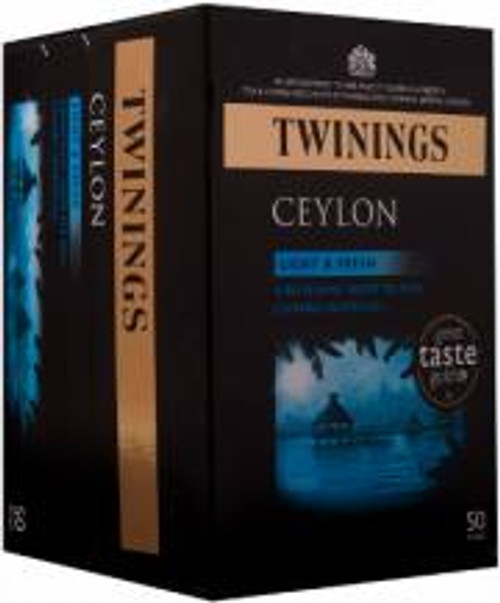 Twinings Ceylon 50 tea bags