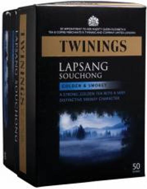 Twinings Lapsang Souchong 50 tea bags
