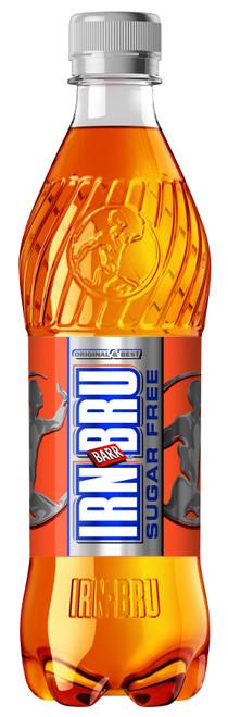 Irn Bru Sugar Free 500ml