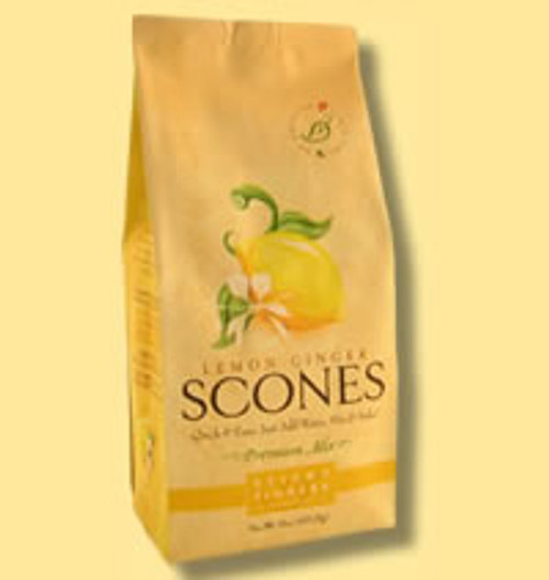 lemon ginger scone mix