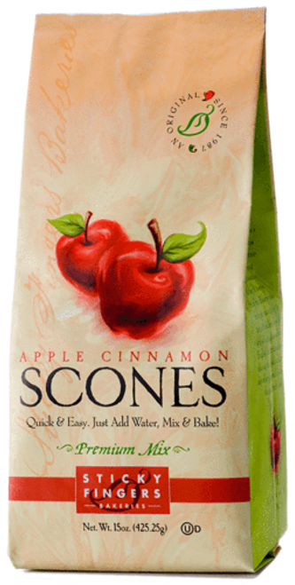 APPLE CINNAMON SCONE MIX