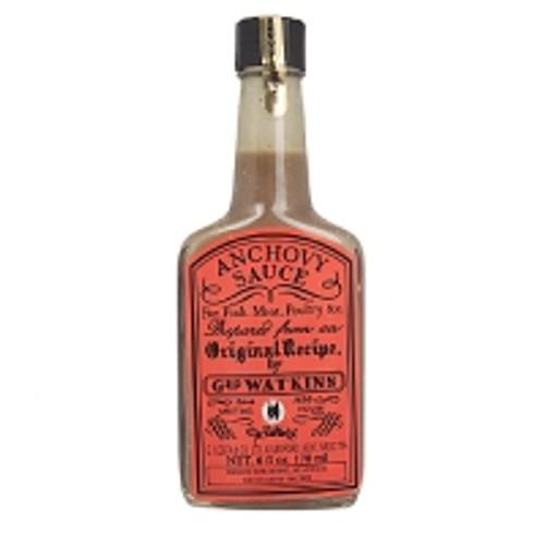 geo watkins anchovy sauce
