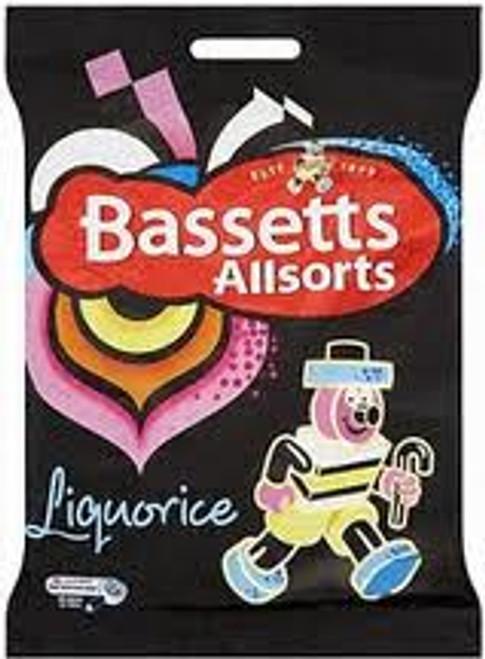 Bassetts Allsorts Bag 215g