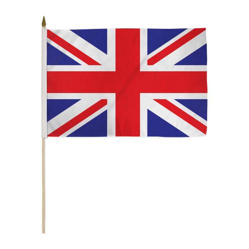 British flag large handheld