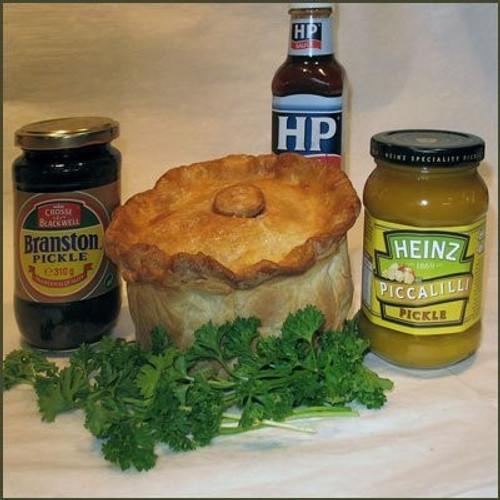 Traditional Pork Pie Family Size